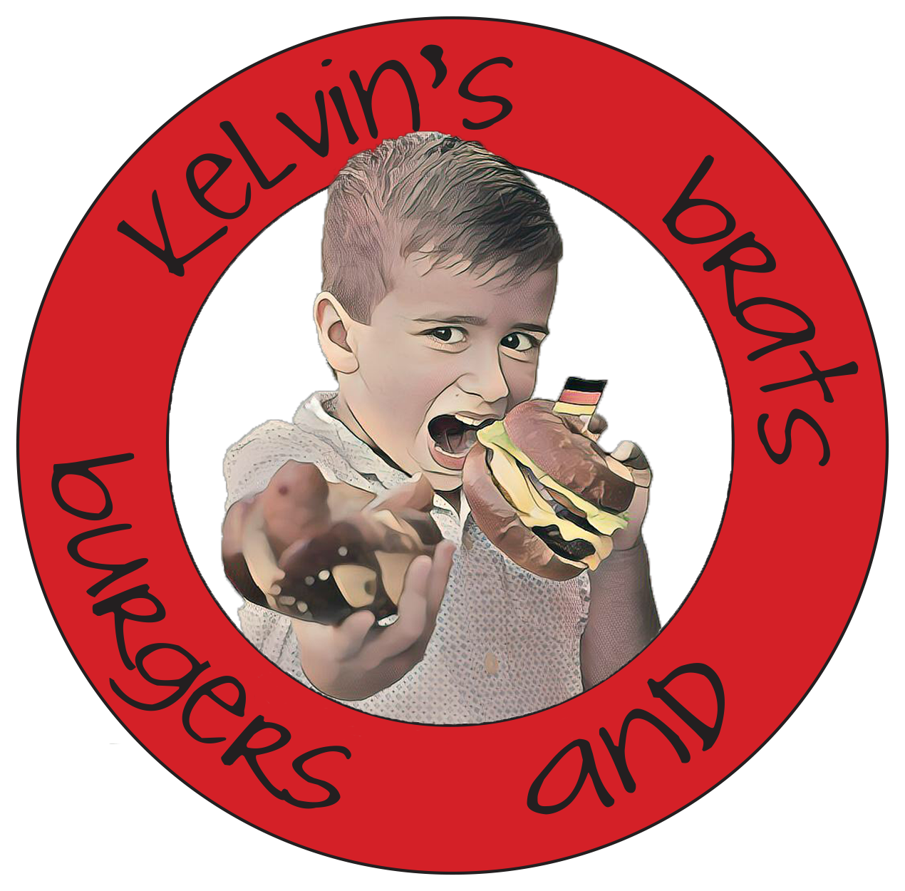 Kelvins Burgers and Brats